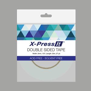 X Press It Double Sided Tape 3mm