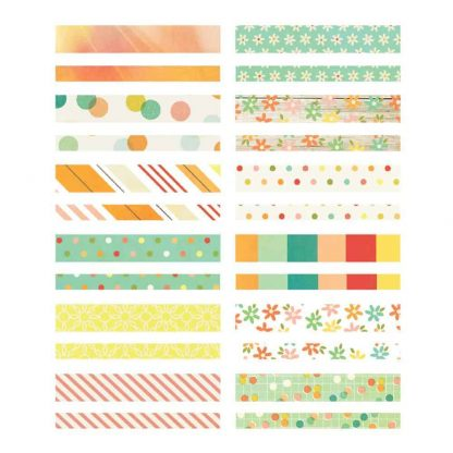 Simple Stories Designer washi paper tape Summer Vibes