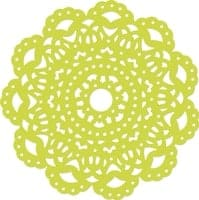 Kaisercraft Decorative Die Detailed Doily