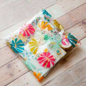 Freckled Fawn Pouches Spring Floral