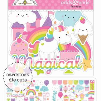 Doodlebug Design Odds & Ends Fairytales