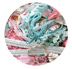 Clearance Ribbon and Lace