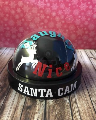 Santa Camera with Message from North Pole