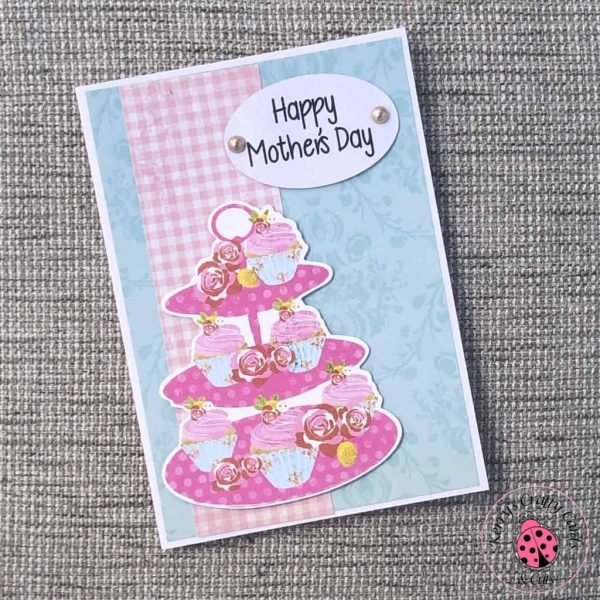 Handmade Mother's Day Card 03
